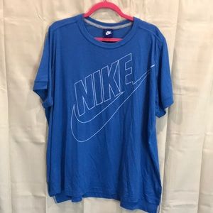 Nike Cotton Poly Blend Top Very Soft and Comfy